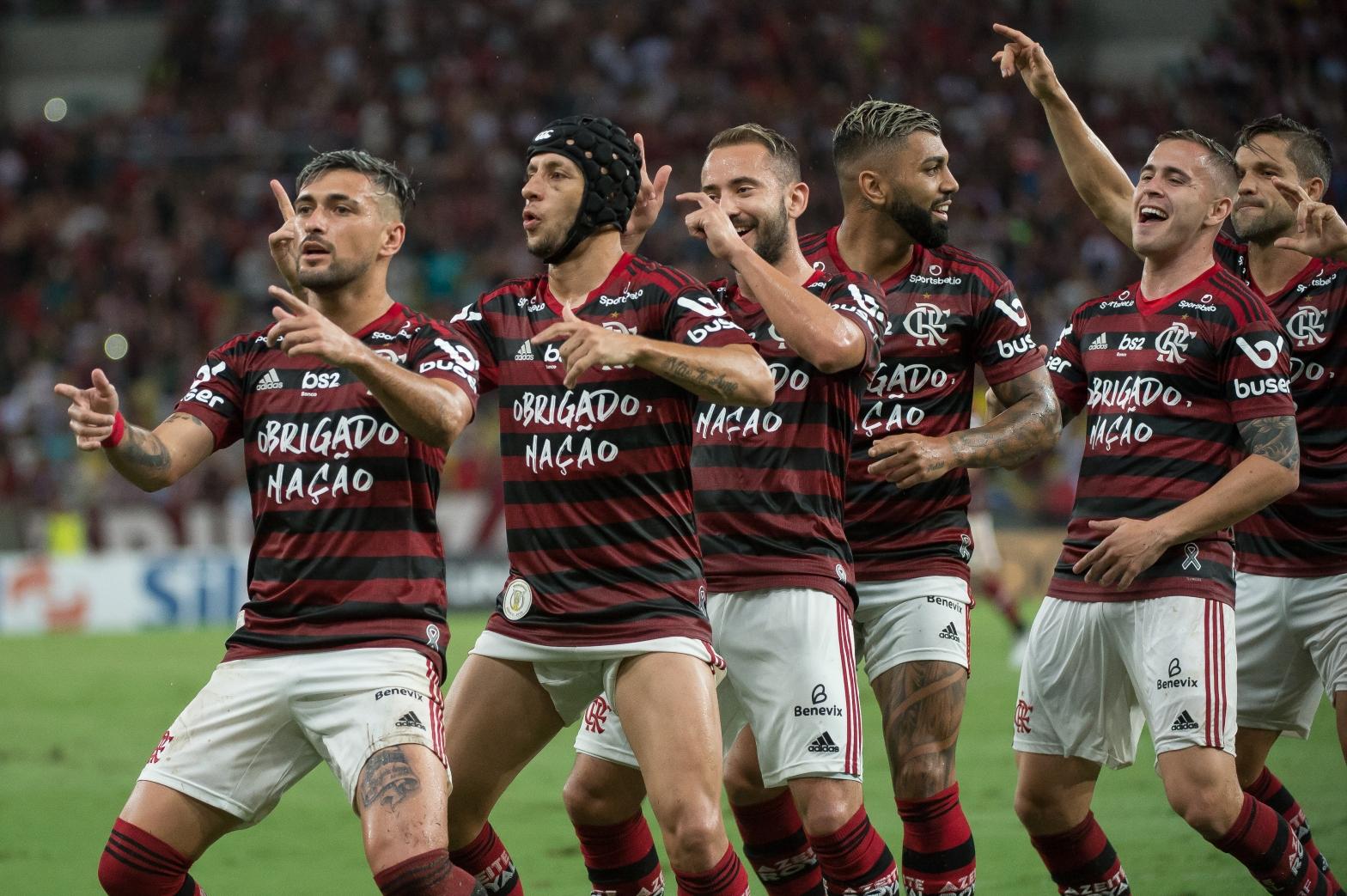 Flamengo campeão brasileiro de 2019