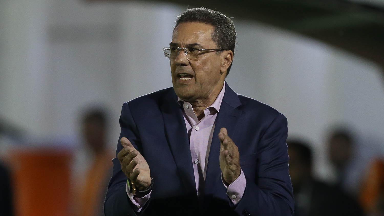 Vanderlei Luxemburgo, técnico do Palmeiras