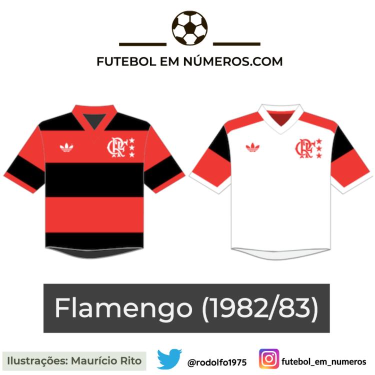 Camisas do Flamengo de 1982/83