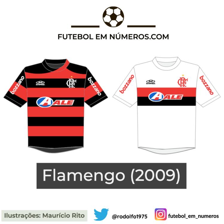Camisas do Flamengo de 2009