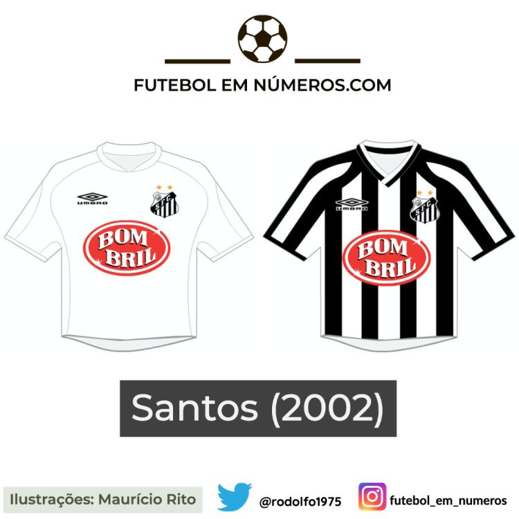Camisas do Santos de 2002